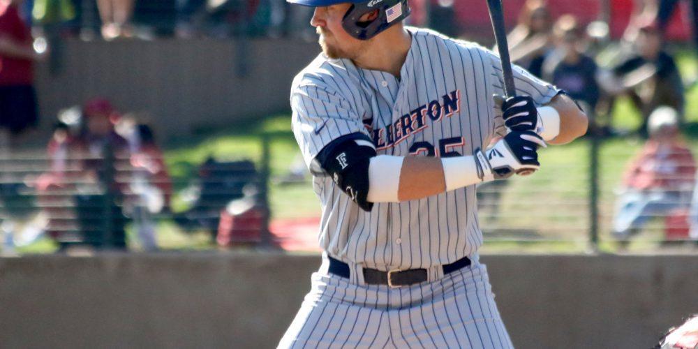 Tanner Pinkston, Cal State Fullerton - 1