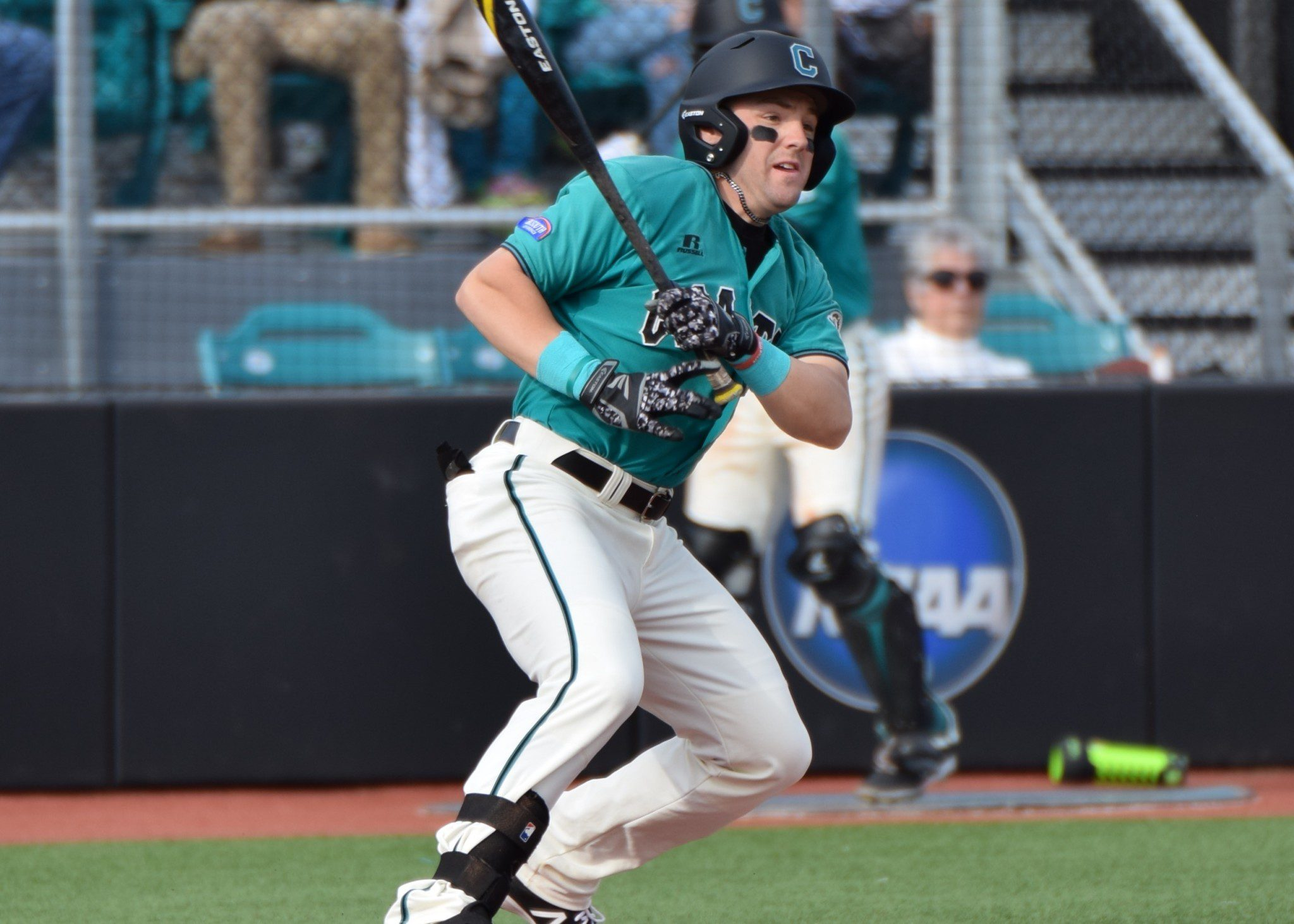 Coastal Carolina outfielder Connor Owings (Aaron Fitt)