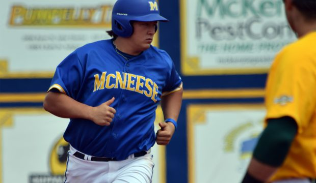 Austin Nelson, McNeese State
