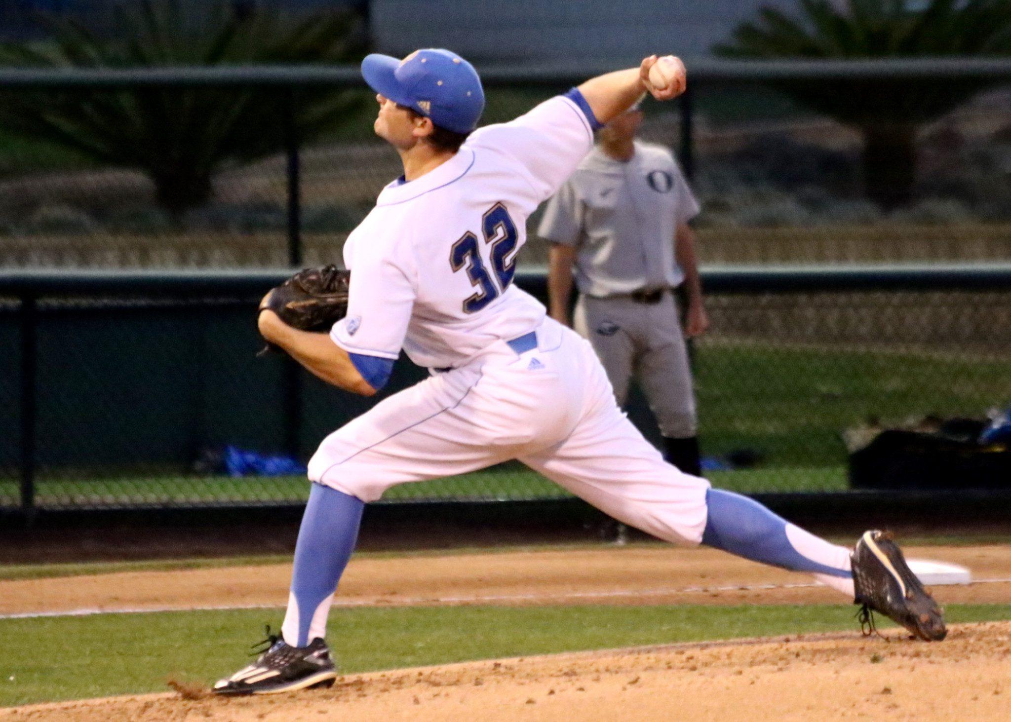 Grant Dyer, UCLA