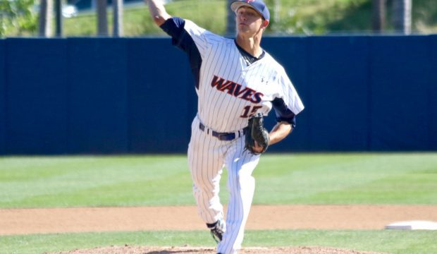 A.J. Puckett, Pepperdine