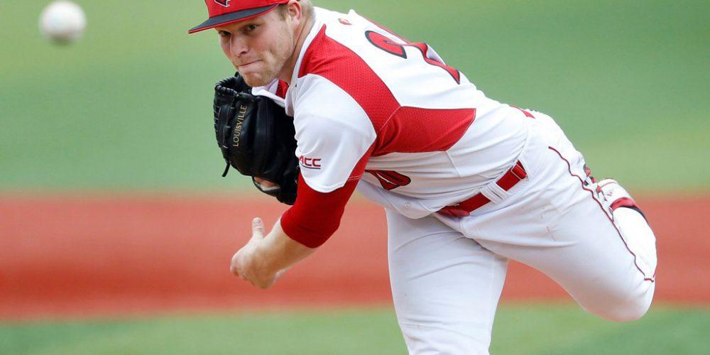 Drew Harrington, Louisville