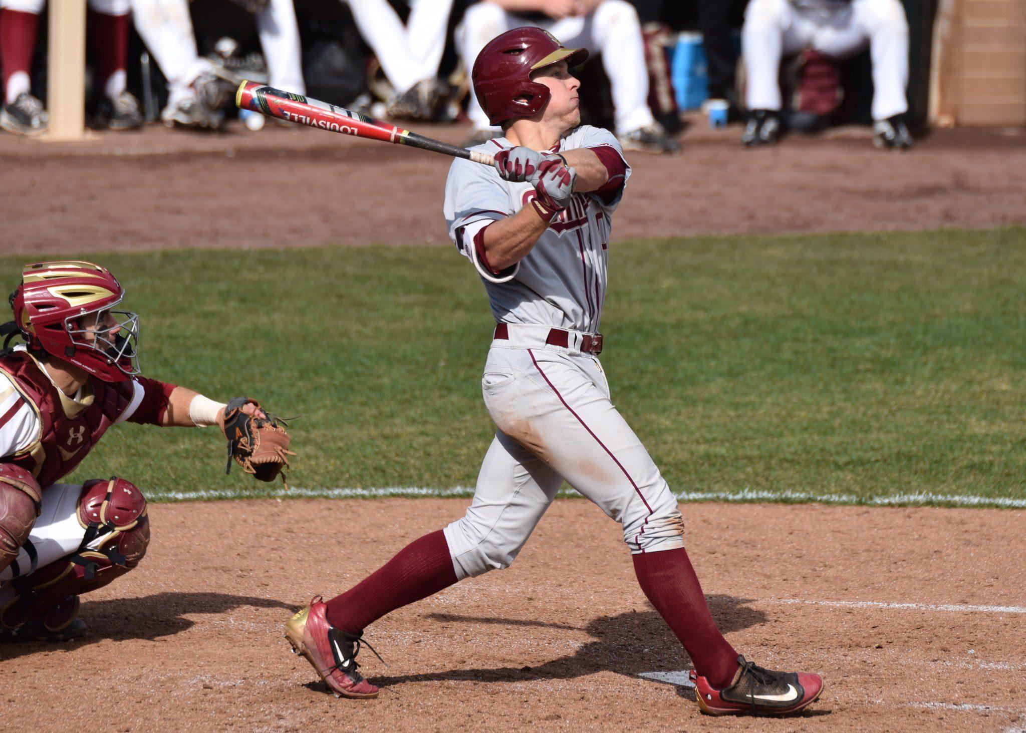 Florida State shortstop Taylor Walls (Aaron Fitt)