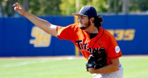 Connor Seabold, Cal State Fullerton