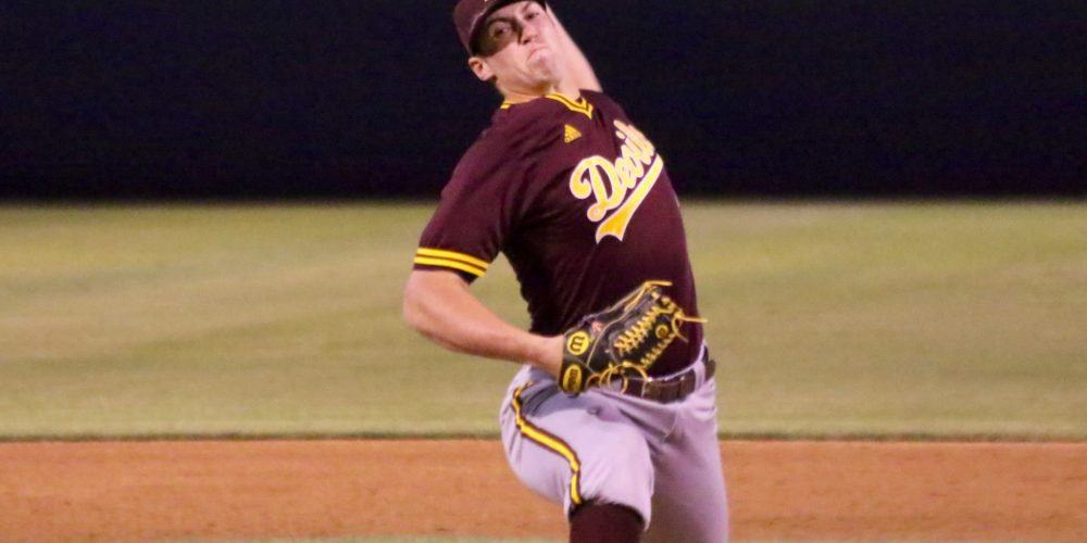 Connor Higgins, Arizona State