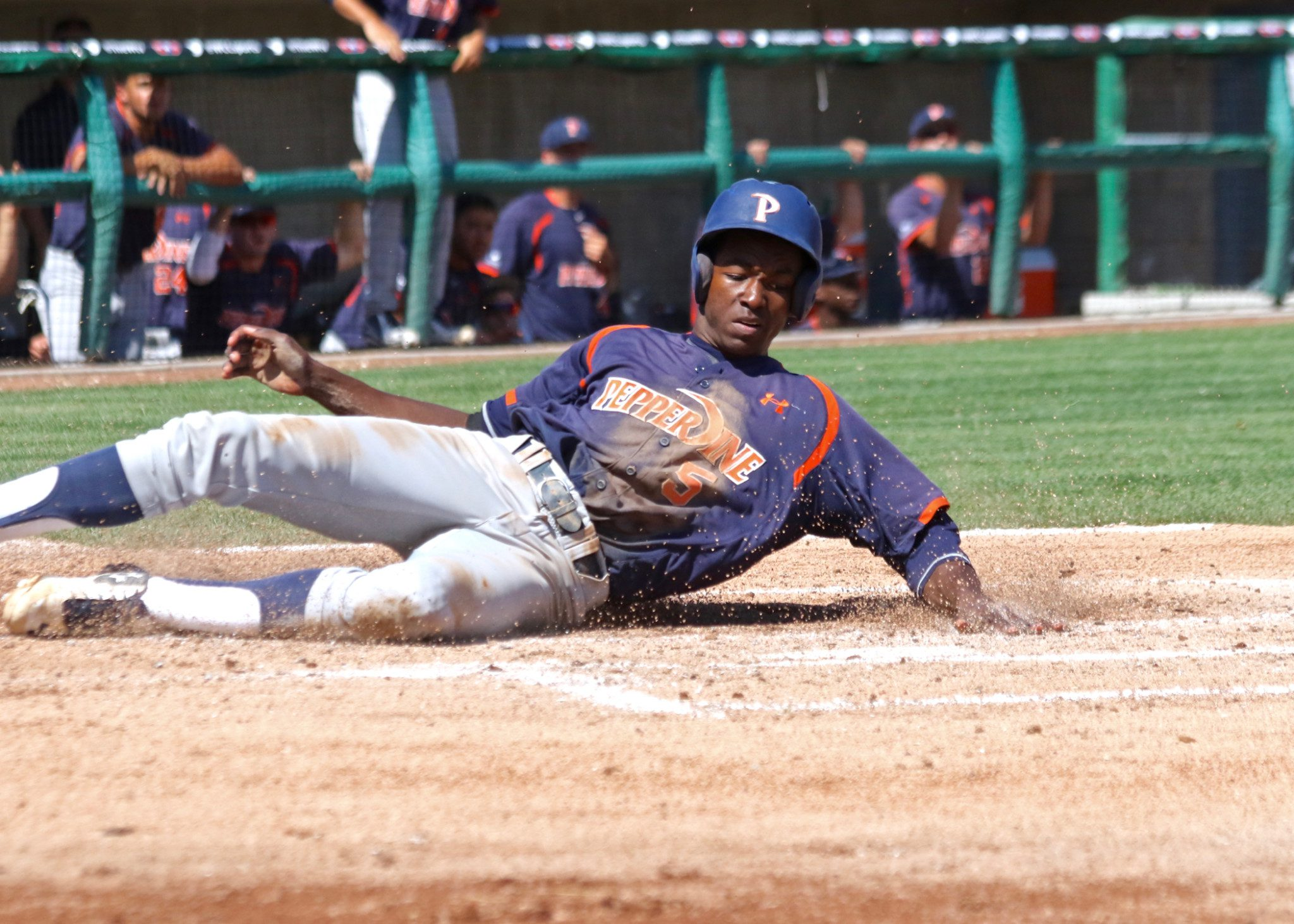 Manny Jefferson, Pepperdine