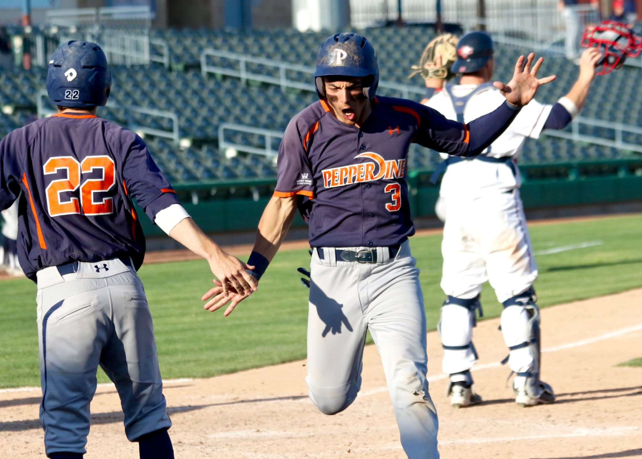 Brandon Caruso, Pepperdine