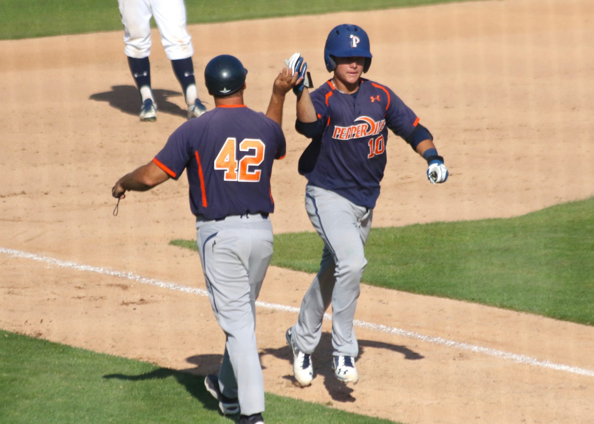 Chris Fornaci, Pepperdine