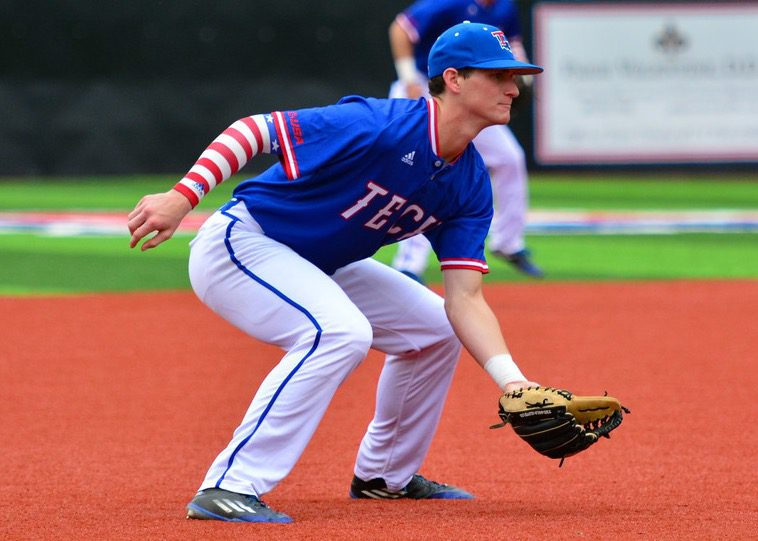 Louisiana Tech's Chase Lunceford (Louisiana Tech Athletics)