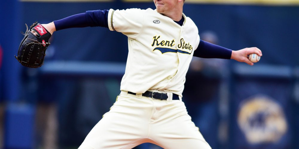 Eric Lauer, Kent State