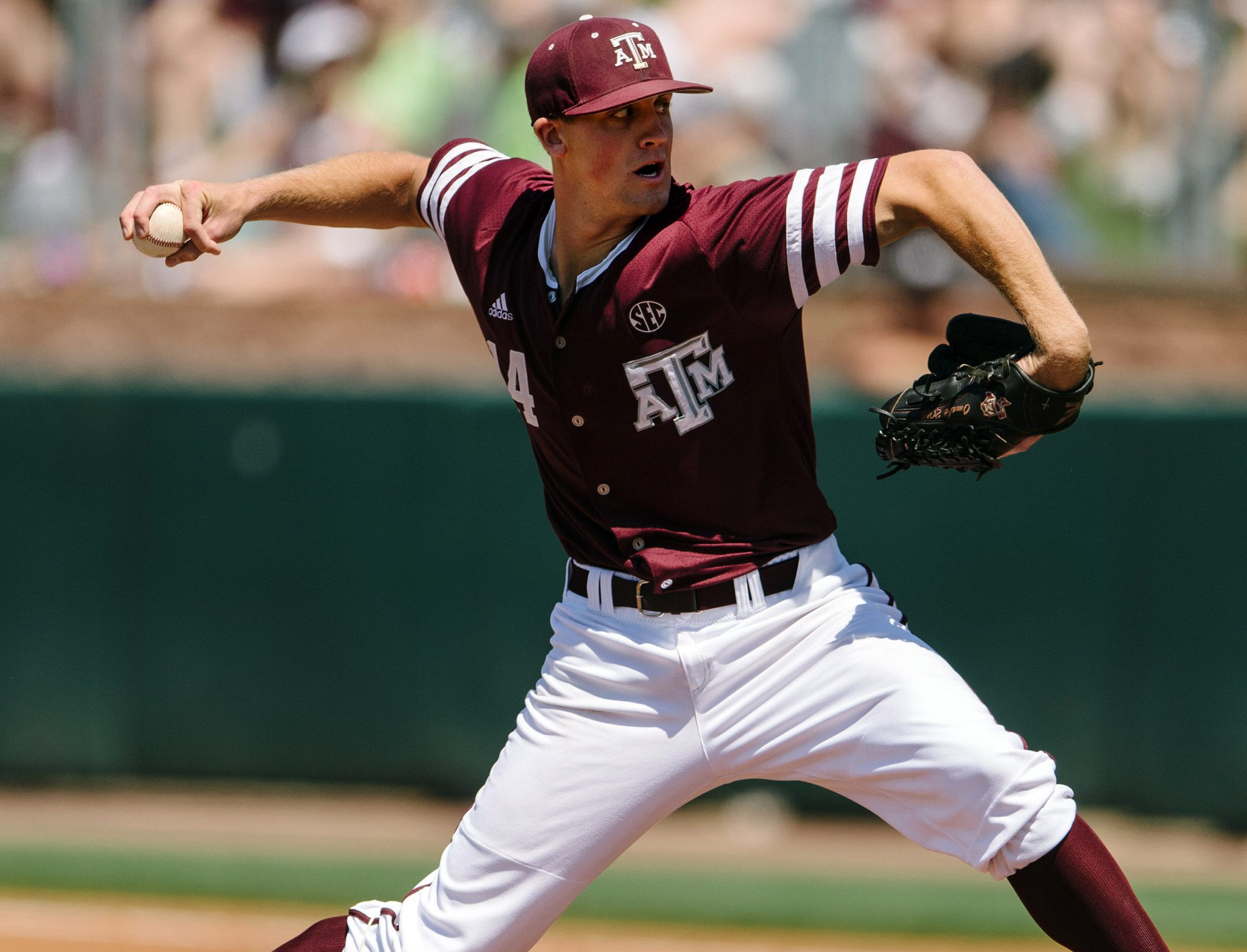 Kyle Simonds, Texas A&M