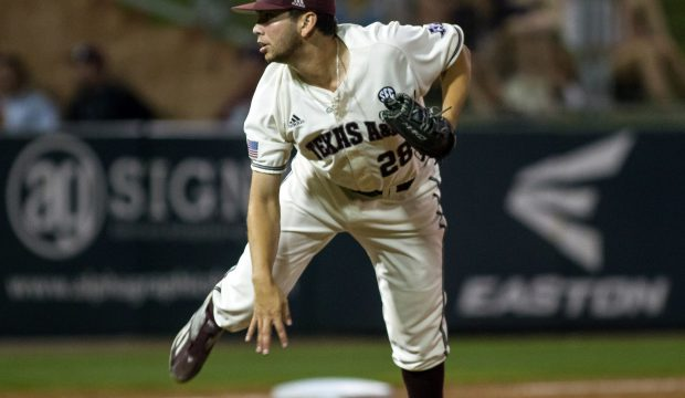 Mark Ecker, Texas A&M