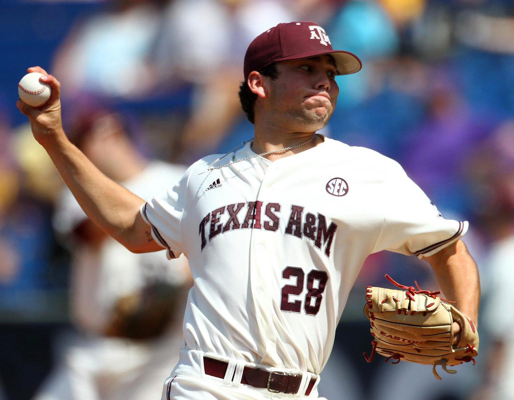 Mark Ecker, Texas A&M