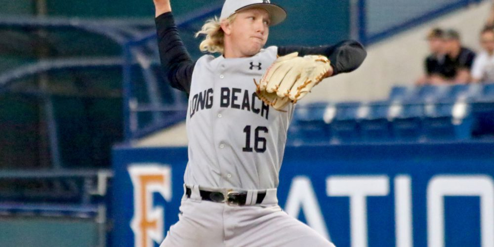 Darren McCaughan, Long Beach State