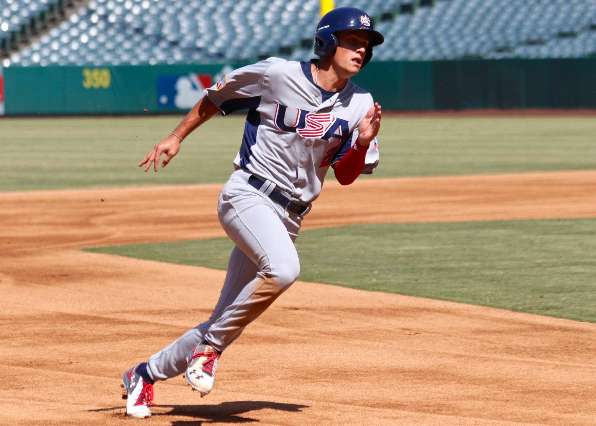 Evan White, Team USA