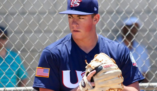 Brendan McKay, Team USA