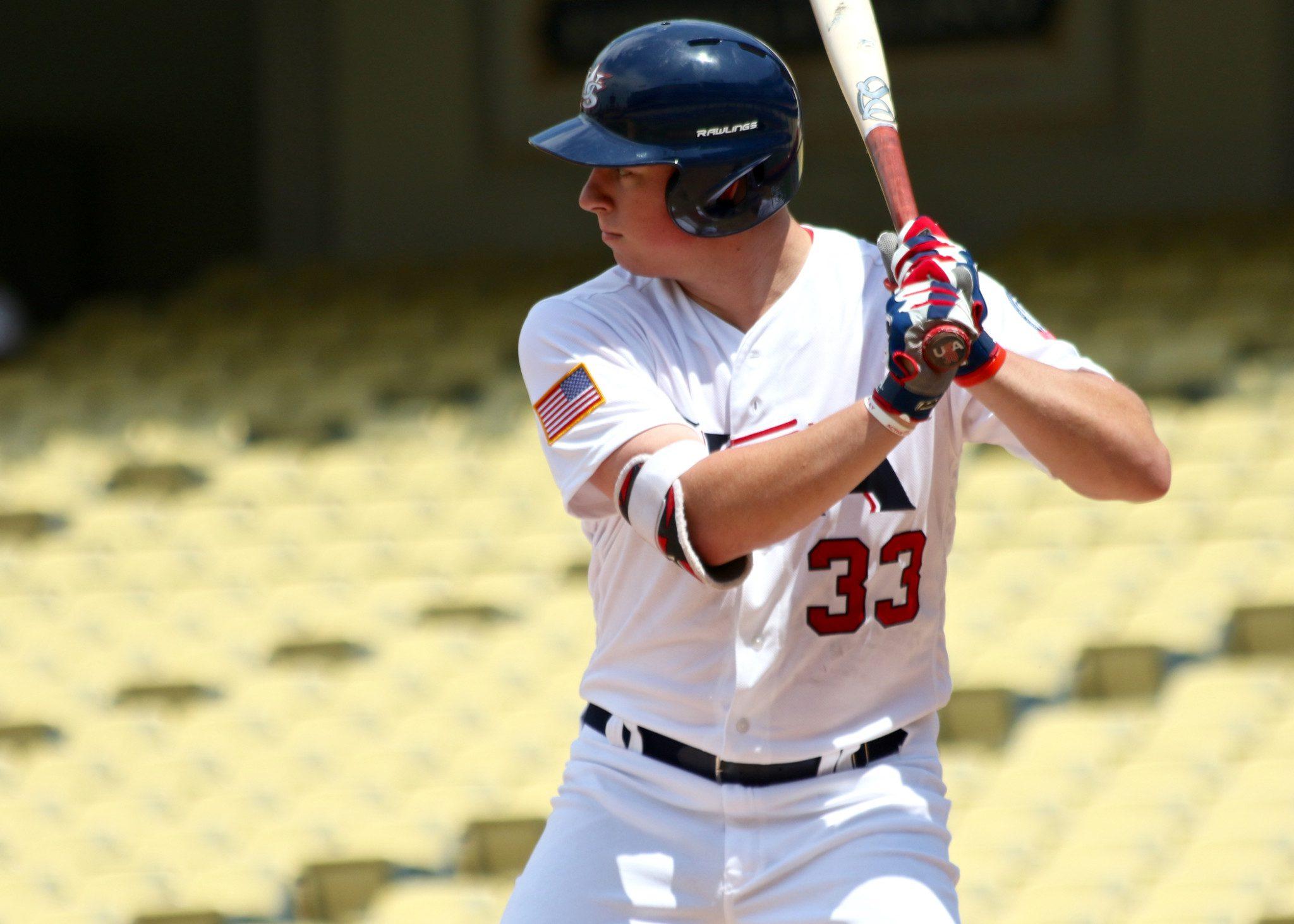 Brendan McKay, Team USA