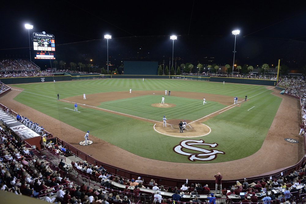 South Carolina's Founders Park (South Carolina Athletics)