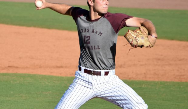 Corbin Martin, Texas A&M