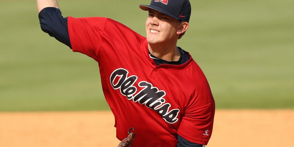 James McArthur, Ole Miss