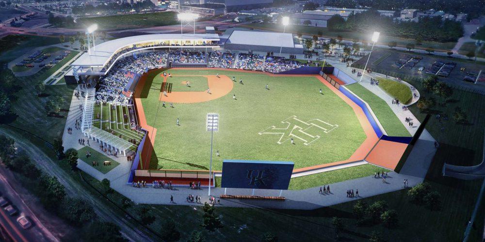 Kentucky Joins Facilities Craze | D1Baseball.com