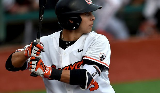 Nick Madrigal, Oregon State