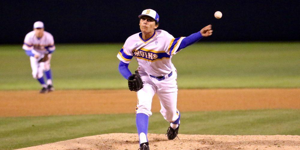 Justin Hooper, UCLA