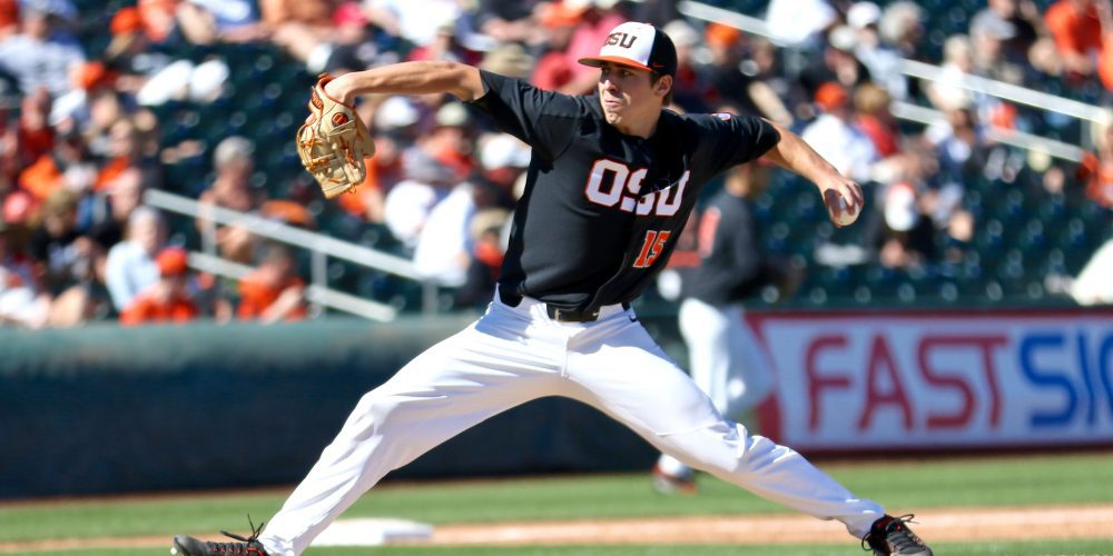 Luke Heimlich, Oregon State