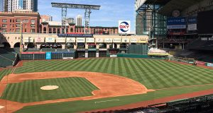 Minute Maid Park, Houston