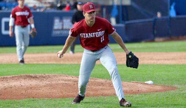 Tyler Thorne, Stanford