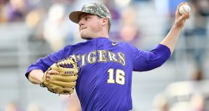 Jared Poche, LSU