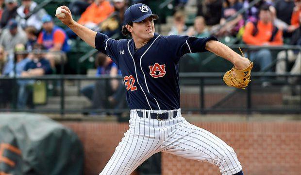 Casey Mize, Auburn