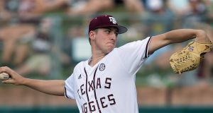 Mitchell Kilkenny, Texas A&M