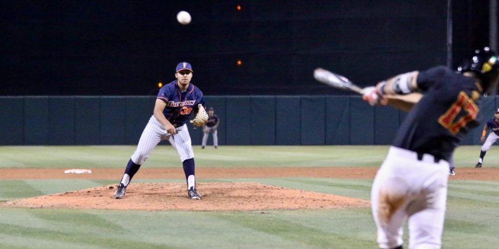 Josh Rios, Frankie Rios, Cal State Fullerton-USC