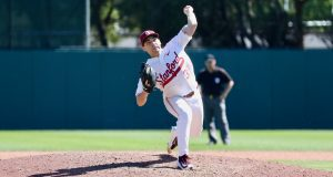 Chris Castellanos, Stanford