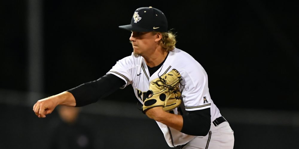 UCF's Robby Howell (UCF photo)