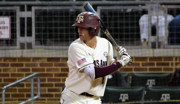 Braden Shewmake, Texas A&M