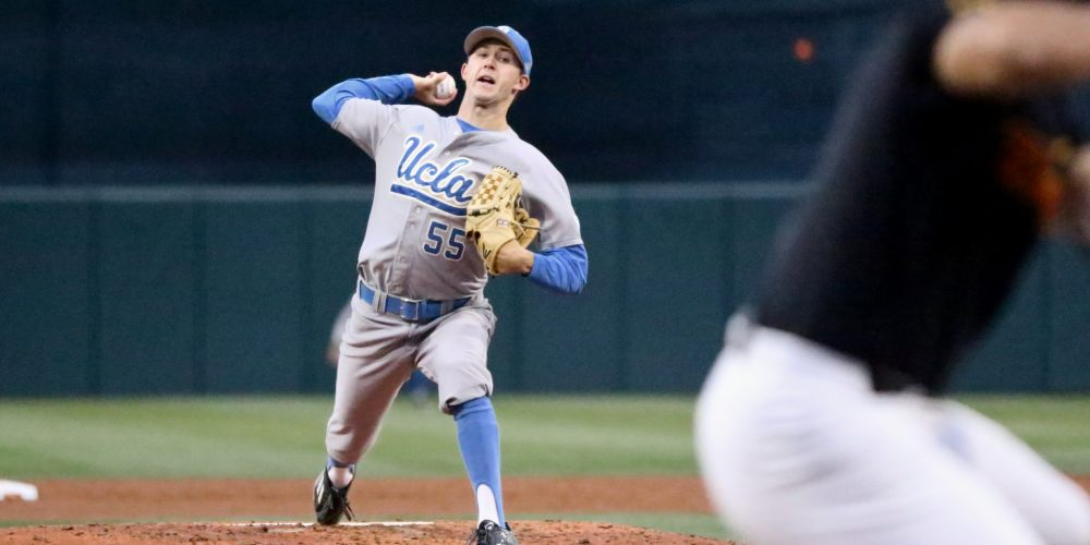 Griffin Canning, UCLA