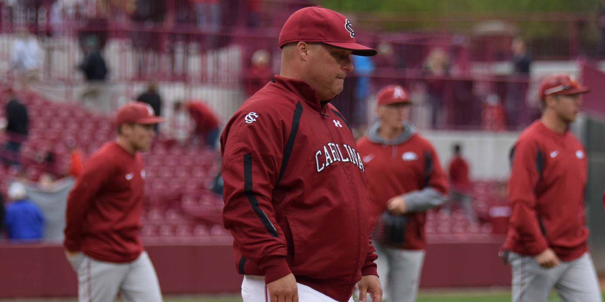 South Carolina's Holbrook resigns as baseball coach