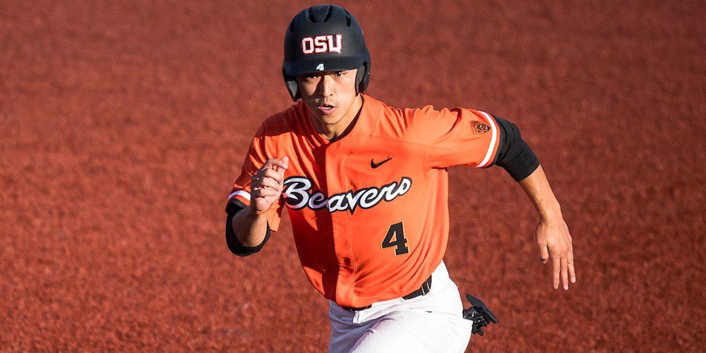 Steven Kwan, Oregon State