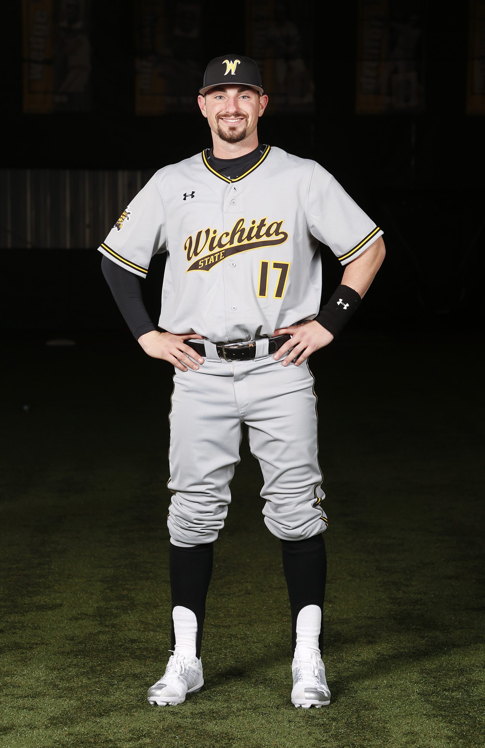 07e8223a0 The gray with stirrups is a classic look (we are really into the gray unis  this spring) and the bold gold top. Which one do you like better?