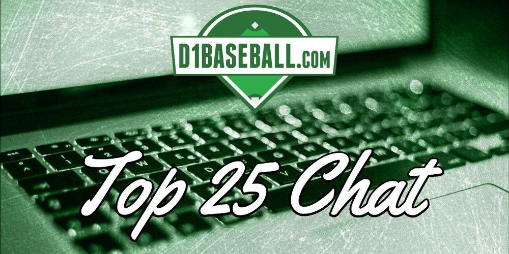Top 25 Chat May 14