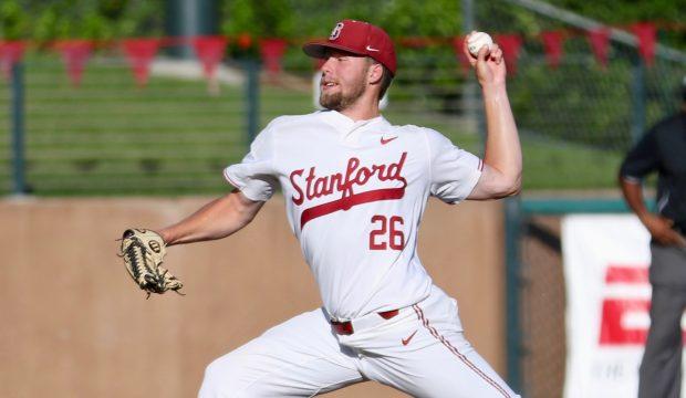 Standout Stanford lefthander Erik Miller
