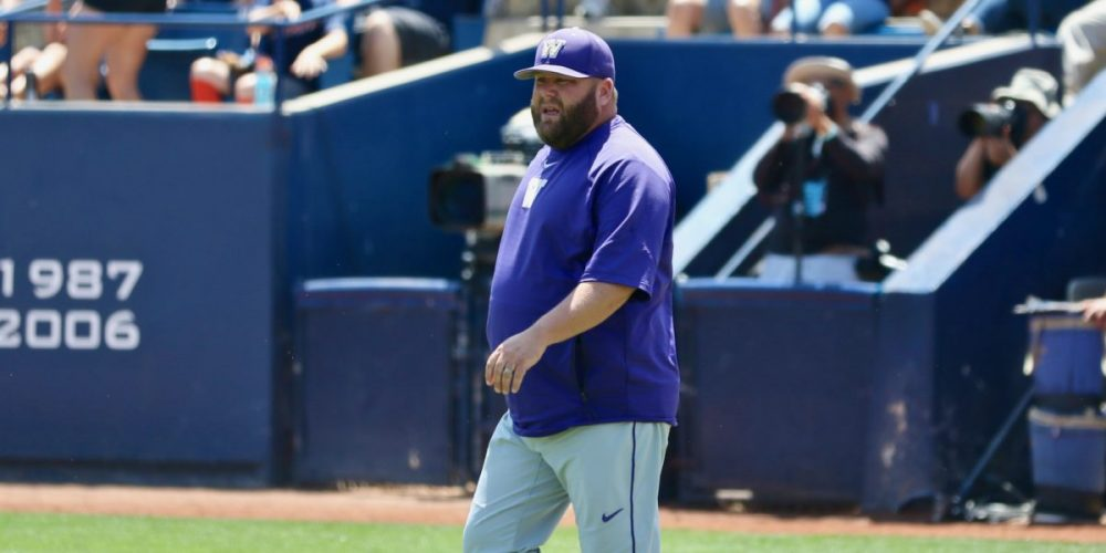 Assistant Coach of the Year: UW's Jason Kelly • D1Baseball