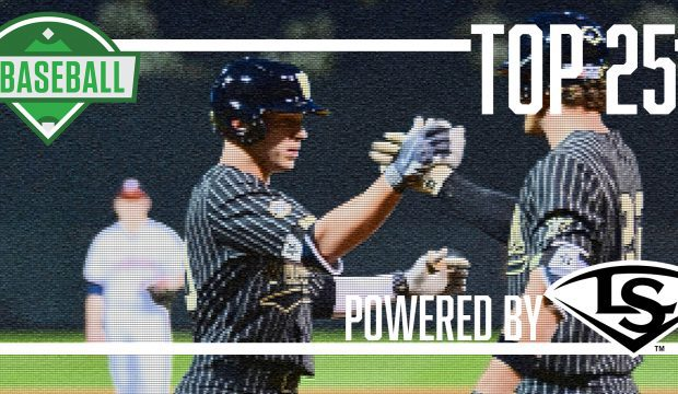 No. 1 Vanderbilt leads D1Baseball Top 25 College Baseball Rankings