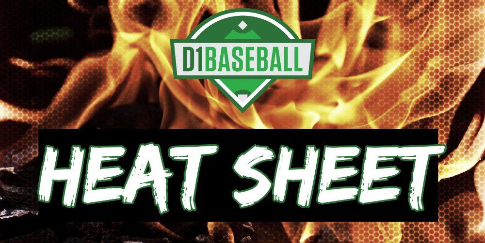 College Baseball's Flamethrowers: Summer Heat Sheet