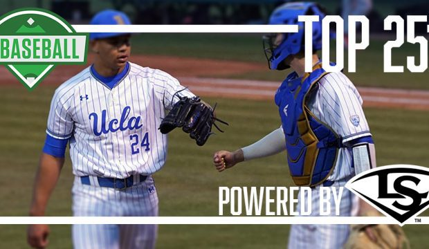 UCLA moves to No. 1 in D1Baseball Top 25