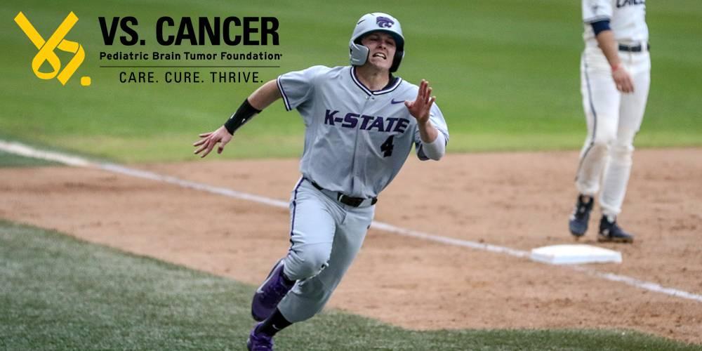 Kansas State Leads Vs  Cancer Fundraising Rankings • D1Baseball