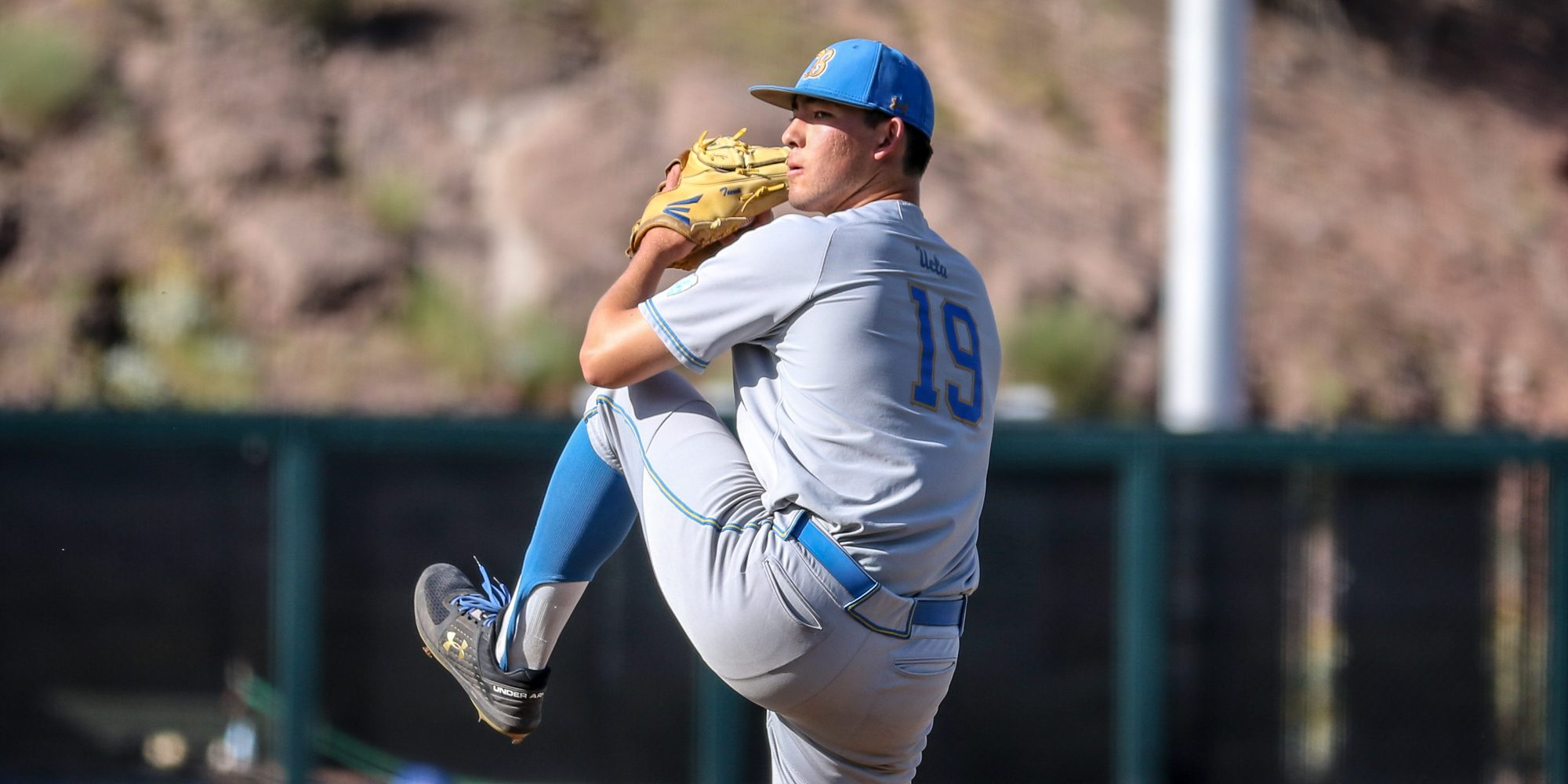 UCLA's Ralston Steps Up When Needed Most • D1Baseball