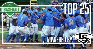 UCLA remains No. 1 in the D1Baseball Top 25